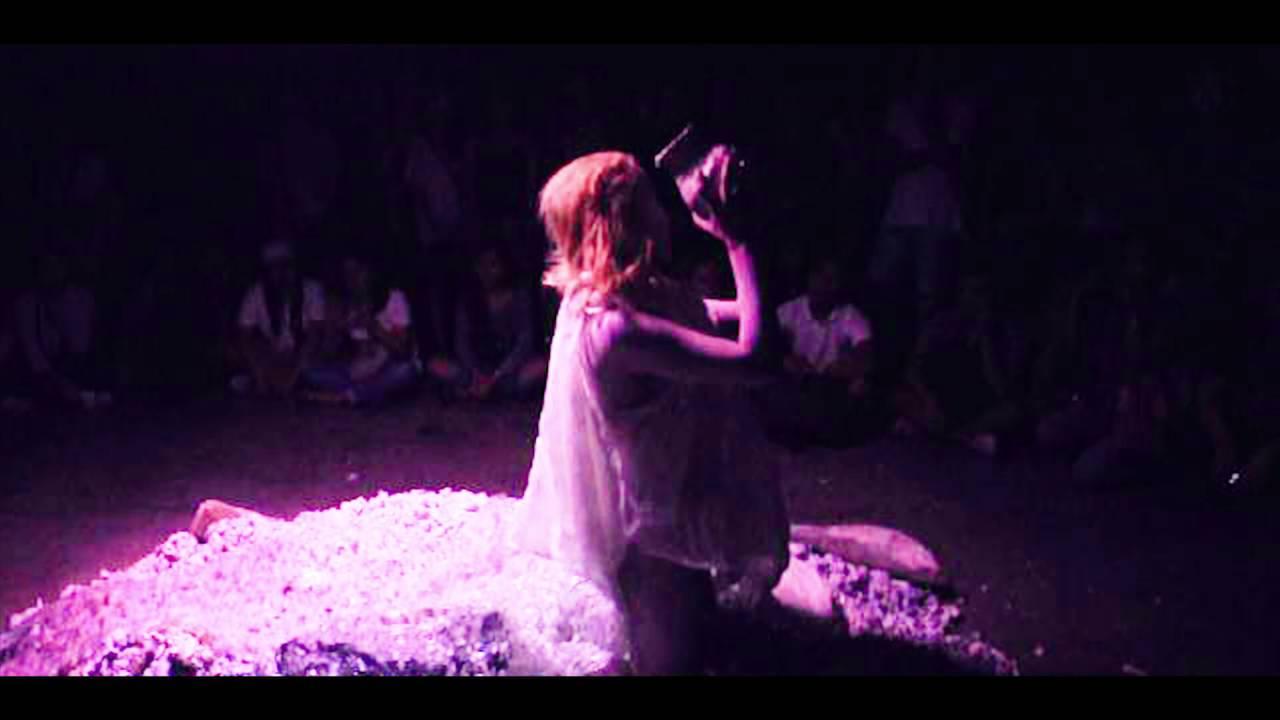 blossoming of innocence performance art as ekphrasis blossoming of innocence performance art as ekphrasis