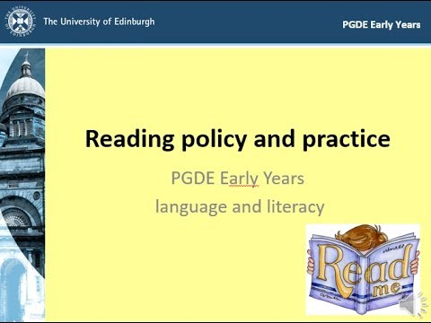 reading policy video