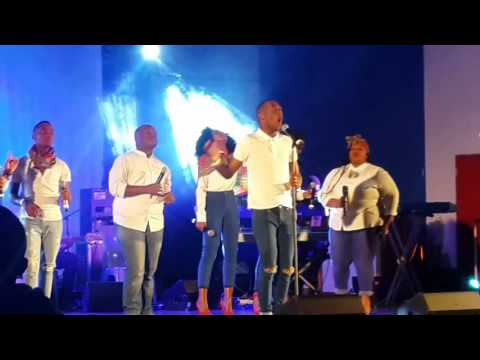 CPUT 2016 Annual Concert - Psalmists (Ntliziyo Yam)