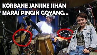 Merista Jihan Audy Korban Janji With KY AGENG CAK MET