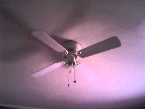 My sisters harbor breeze armitage ceiling fan without globe youtube my sisters harbor breeze armitage ceiling fan without globe aloadofball Images