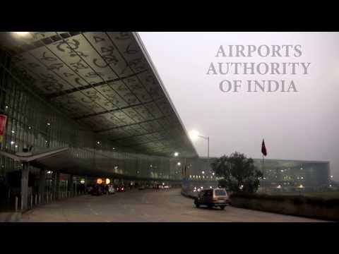 airports authority of India new corporate film