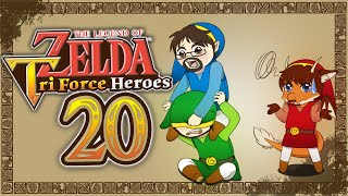 Intermezzo - Zelda: Triforce Heroes [German] - #20 - Battle Royale!