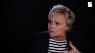 Muriel Robin explique pourquoi elle a décidé de quitter Paris (et de devenir végétarienne)