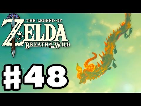 Dragon Farming! - The Legend of Zelda: Breath of the Wild - Gameplay Part 48