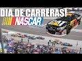 VLOG | Un día en las carreras NASCAR! | Autos y Tractocamiones | Aguascalientes, MX