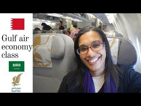 Gulf Air economy | trip report Bahrain to Riyadh