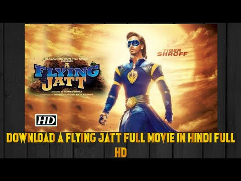 Download How to download a flying jatt full Movie in hindi hd