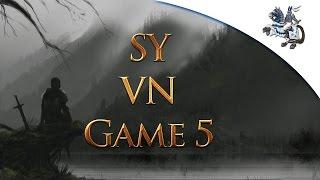 WiC Double Elim - SY vs VN [Game 5]