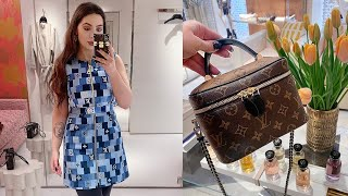 Come Shopping With Me In London- Chanel, Louis Vuitton & Insane FENDI Sale