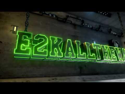 E2K CABLE COMMERCIAL - TRUMP, CHAMILLIONAIRE + more......E2K Produced -  MCTV Ohio Broadcasted