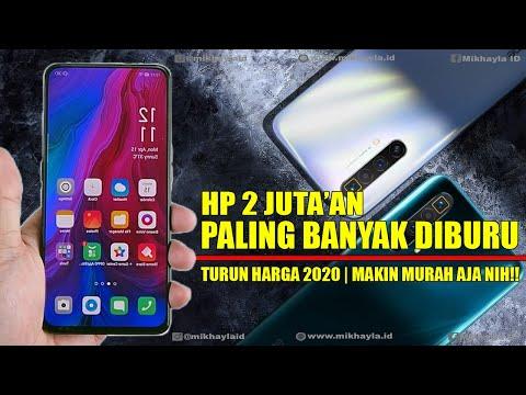 6 HP Oppo RAM 4GB Harga 1-2 Juta'an (Terbaik dan Termurah 2020).