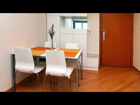 How to Decorate a Small Apartment | Interior Design