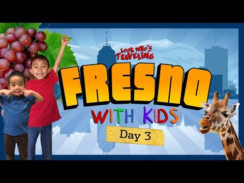 Fresno Chaffee Zoo & Imagine U Children's Museum (Things to do in Fresno): Look Who's Traveling
