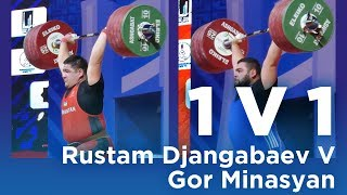 Rustam Djangabaev V Gor Minasyan