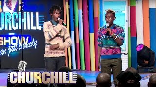 h_art the band Perform 'Nikikutazama' on Churchill Show