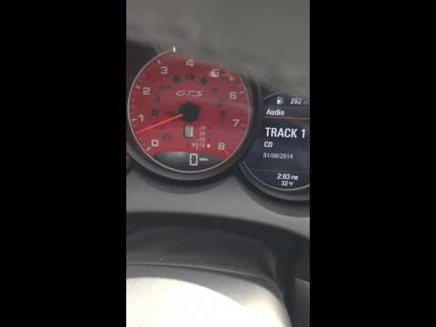 Porsche Cayenne GTS 2013 MAJOR ENGINE problems BEWARE!!!