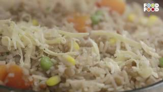 30 Minute Mein Daawat | Brown Rice and Lentil Casserole | Chef Sanjeev Kapoor