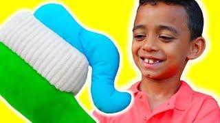 This Is The Way Song | Nursery Rhymes & Kids Songs