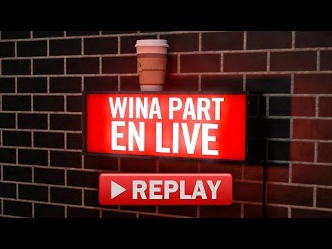 [🔴LIVE] ASSE 0 - 1 OM - #WinamaxTV (21h00 - 22h55)