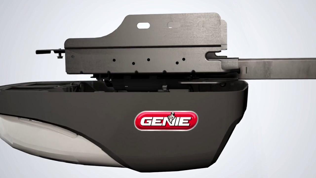 Why A Genie Screw Drive Garage Door Opener Youtube