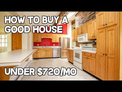 how to buy a good House with land for sale in Danville Kentucky – under $720/mo House in the Country