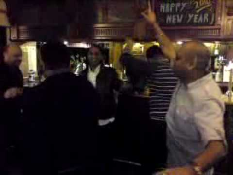 punjabi bhangra in the pub