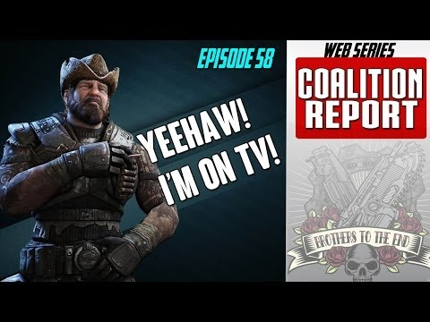 Gears of War TV Series? Coalition Report Ep.58