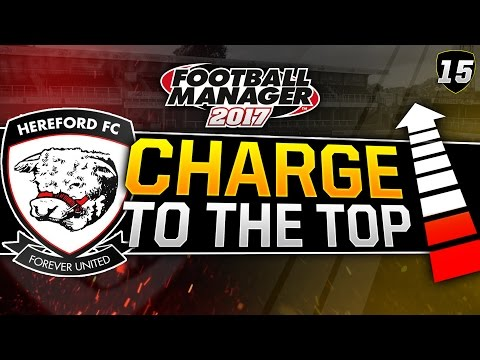 Charge to the Top - Episode 15: SILVERWARE? | Football Manager 2017