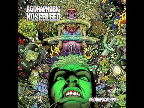 Agoraphobic Nosebleed - First National Stem Cell And Clone (lyrics in description)