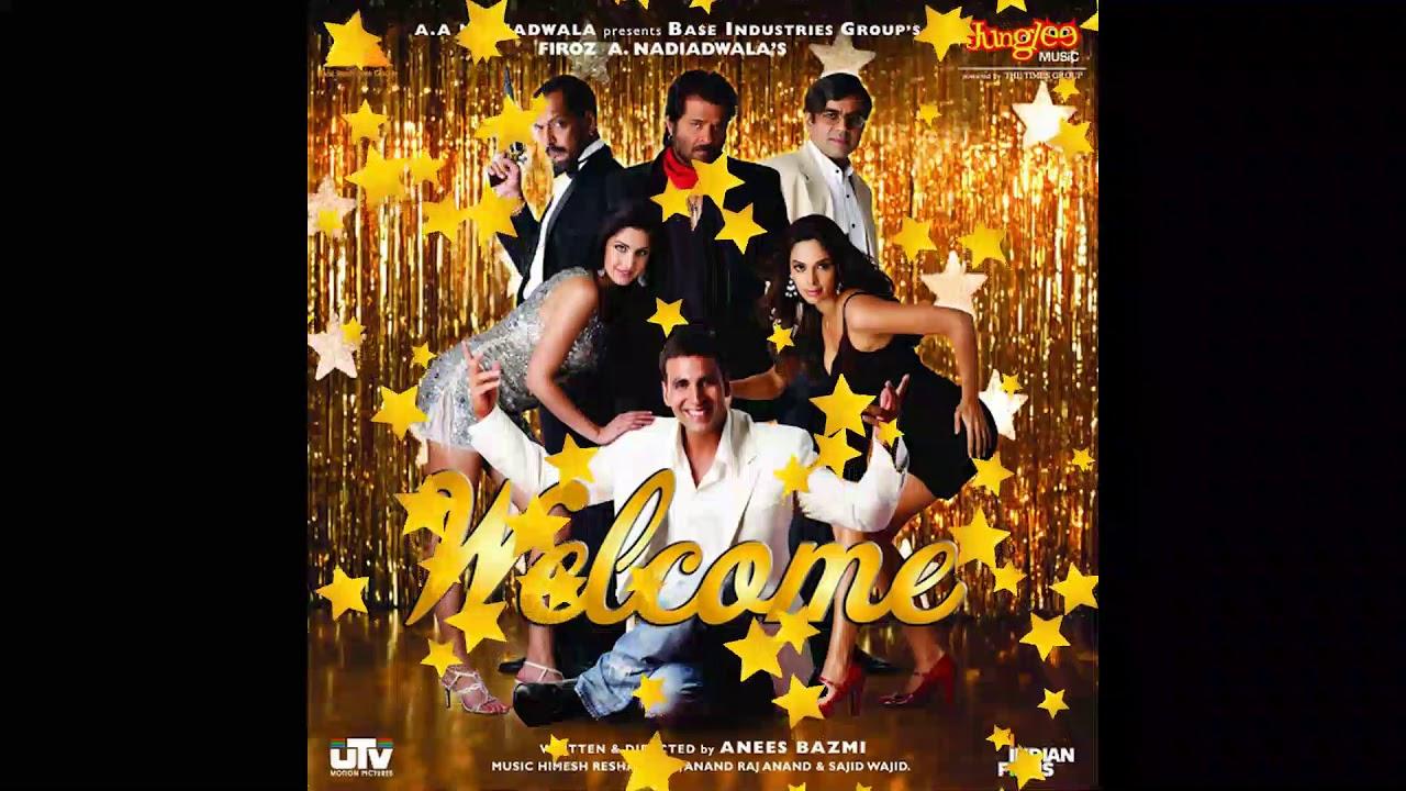 Download Kola Laka Vellari | Full HD Audio Song | Welcome (2007)