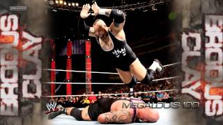 Brodus Clay 3rd WWE Theme Song -