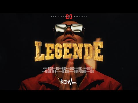 CORONA - LEGENDE (OFFICIAL VIDEO) - KDM Exclusive