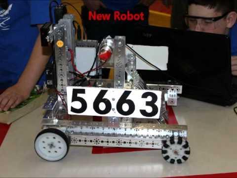 Gull Lake Middle School Robotics expo