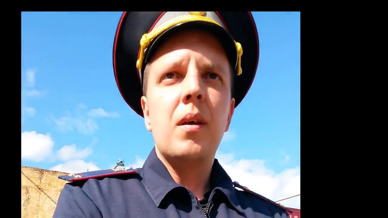 Беспредел Новой Полиции !!! 26.06.2017