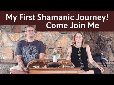 My First Shamanic Journey | How To Shamanic Journey With Shamanic Drumming