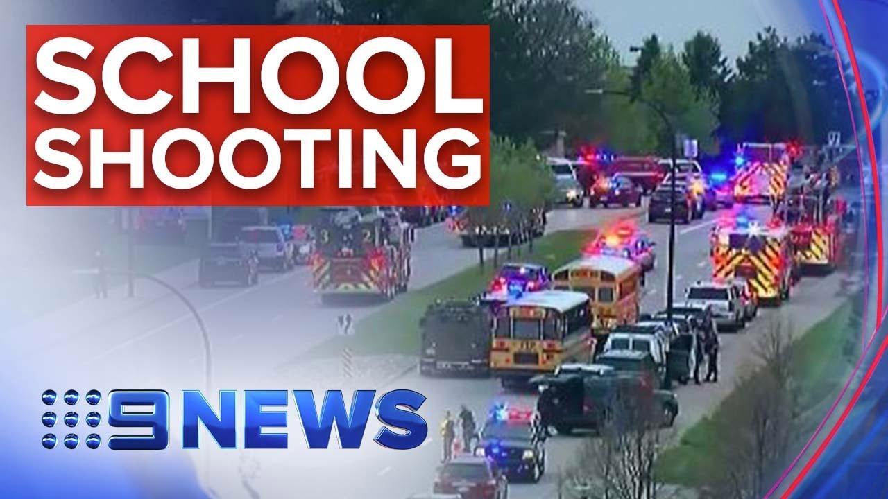 Deadly school shooting in Colorado | Nine News Australia