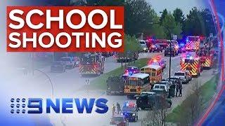 Deadly school shooting in Colorado   Nine News Australia