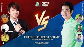 Battle MiawAug VS JessNoLimit - Chess Rush Indonesia