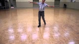 Ani chozer Habaita-Teach,Line Dance with Maurice PEREZ