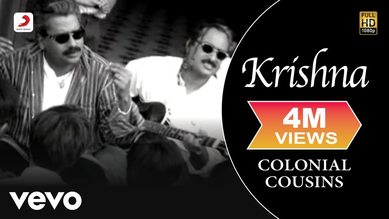 colonial cousins krishna nee song
