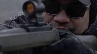 Launch of the T/CR22 Rifle