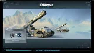 Tom Clancy's EndWar Online - Gameplay 2