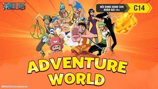Nhạc One Piece - Adventure World - Phim Đảo Hải Tặc