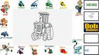 How To Draw Travis from Bob The Builder - Video