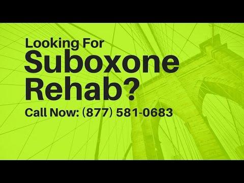 Suboxone Clinic Birmingham AL - Call 877 581-0683