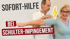 Impingement-Syndrom ➡️ Sofort-Hilfe Übungen gegen Schulterschmerzen | Liebscher & Bracht