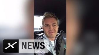 So verkündet Nico Rosberg sein Karriereende | Formel 1