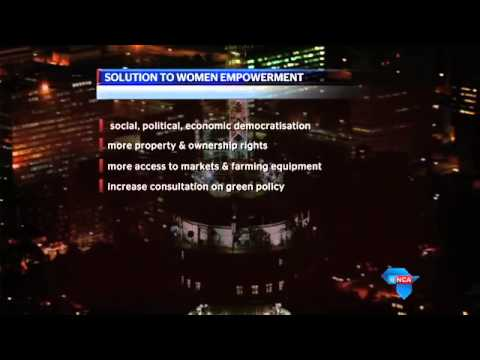 Empower women in agriculture to sustain growth in Africa - World Bank