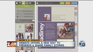 Website offers a new way to preserve and share family stories
